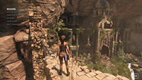 Rise of the Tomb Raider - Ambient Occlusion Example #001 - On