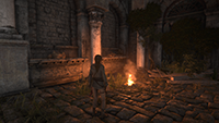 Rise of the Tomb Raider - Ambient Occlusion Example #002 - On