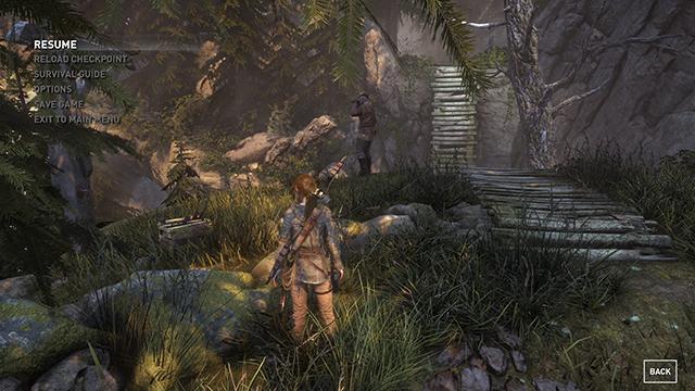 Rise of the Tomb Raider - Ambient Occlusion Interactive Comparison #012 - NVIDIA VXAO vs. NVIDIA HBAO+