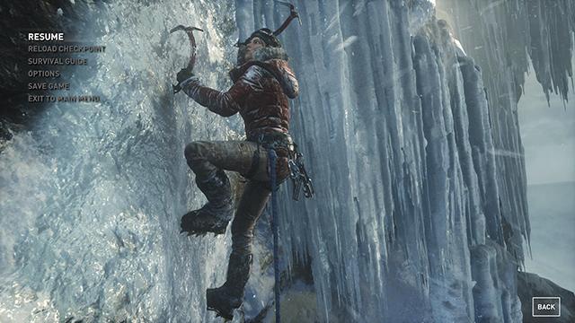 Rise of the Tomb Raider - Ambient Occlusion Interactive Comparison #015 - NVIDIA VXAO vs. NVIDIA HBAO+