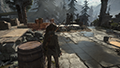 Rise of the Tomb Raider - Texture Filtering Example #001 - Anisotropic Filtering 4x