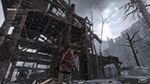 Rise of the Tomb Raider - Anti-Aliasing Example #001 - FXAA