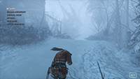 Rise of the Tomb Raider - Depth of Field Example #003 - On