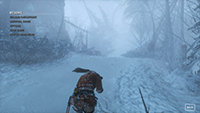 Rise of the Tomb Raider - Depth of Field Example #003 - Very High