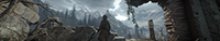 Rise of the Tomb Raider NVIDIA Surround Screenshot