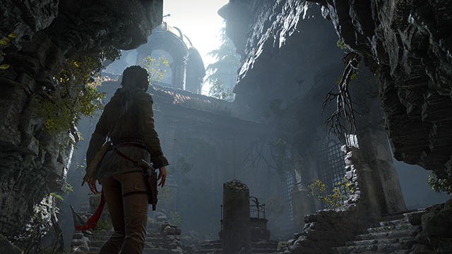 Rise of the Tomb Raider NVIDIA GeForce GTX Bundle - Rise of the Tomb Raider 4K PC Screenshot