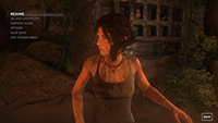 Rise of the Tomb Raider - PureHair Example #005 - Off