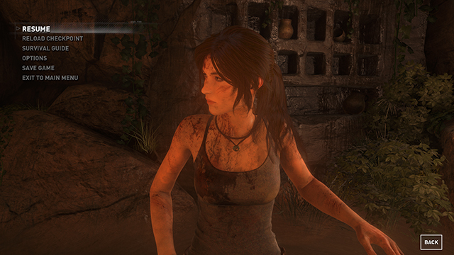 Rise of the Tomb Raider - PureHair Interactive Comparison #005 - Very High vs. Off