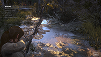 Rise of the Tomb Raider - Specular Reflection Quality Example #003 - On