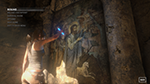 Rise of the Tomb Raider - Texture Quality Example #004 - Medium