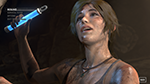 Rise of the Tomb Raider - Texture Quality Example #005 - Medium