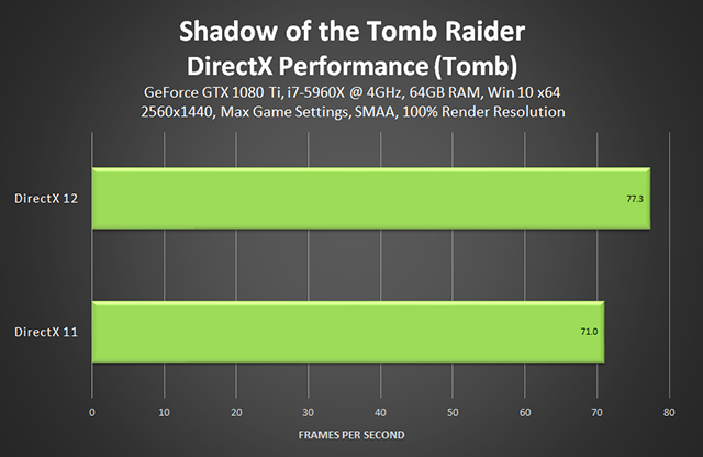 Shadow of the Tomb Raider - DirectX Performance (Hub)