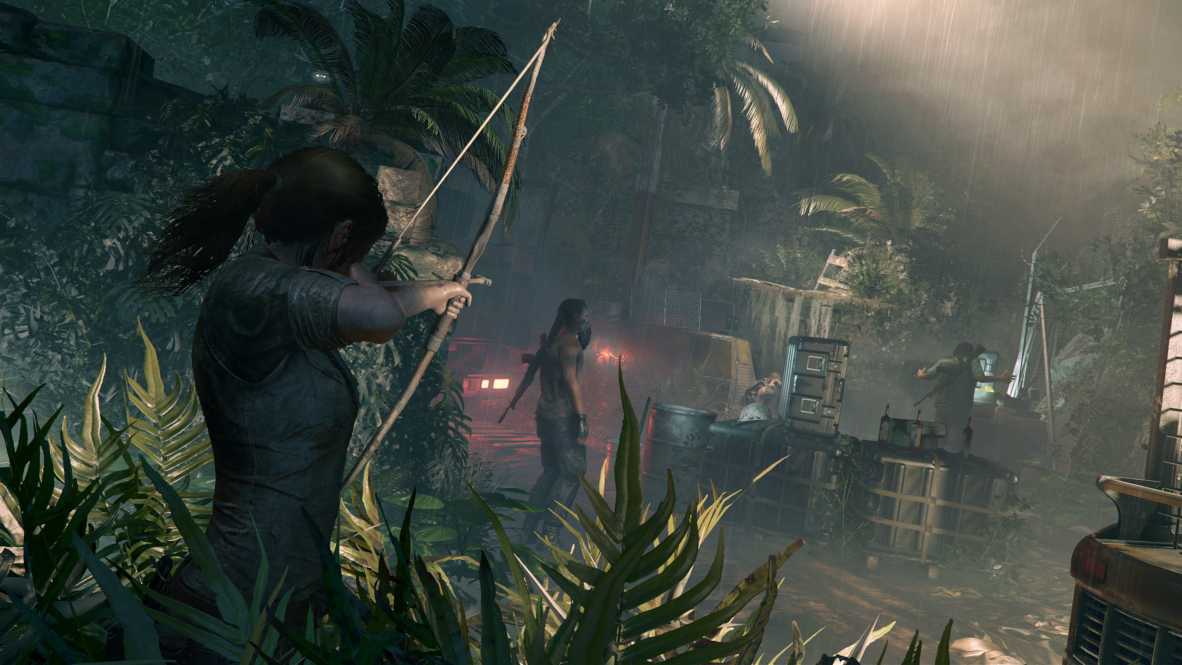 Shadow of the Tomb Raider: NVIDIA Collaborating With Square