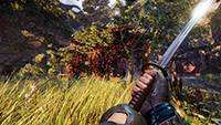 Shadow Warrior 2 - NVIDIA Multi-Res Shading 例 #001 - Conservative