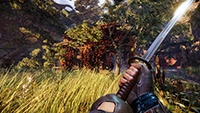 Shadow Warrior 2 - NVIDIA Multi-Res Shading Example #001 - Off