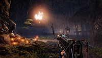 Shadow Warrior 2 - NVIDIA Multi-Res Shading 例 #002 - Aggressive