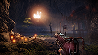 Shadow Warrior 2 - NVIDIA Multi-Res Shading 例 #002 - オフ