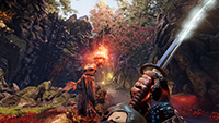 Shadow Warrior 2 - NVIDIA Multi-Res Shading 例 #003 - Aggressive
