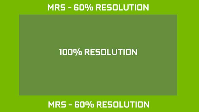 《影武者 2》NVIDIA Multi-Res Shading 邊界