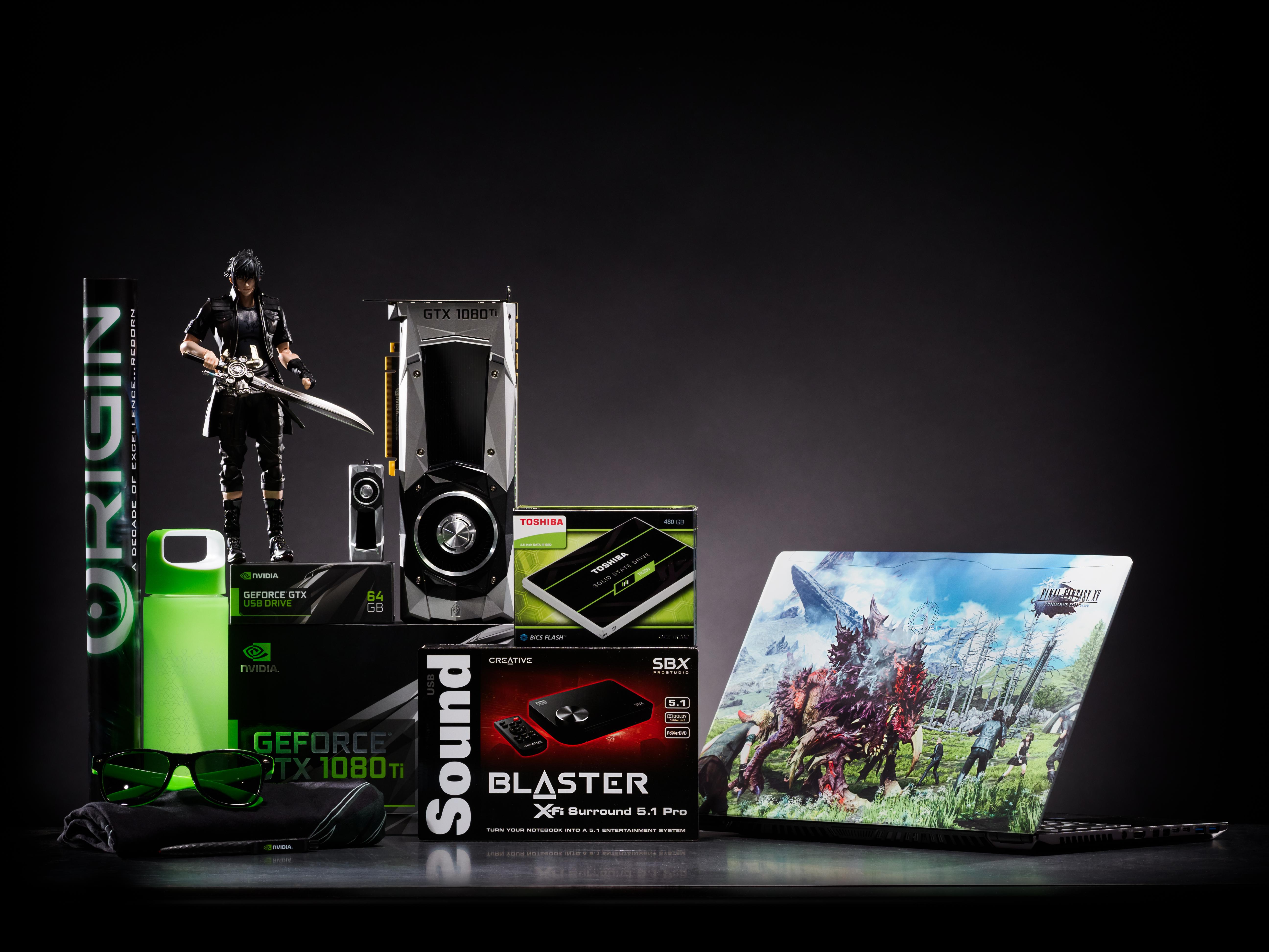 FINAL FANTASY XV WINDOWS EDITION Shot With GeForce NVIDIA