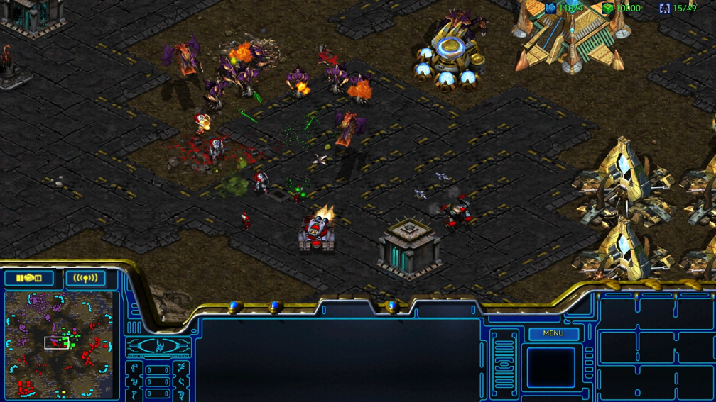StarCraft: Remastered Releases on PC with Enhanced Graphics
