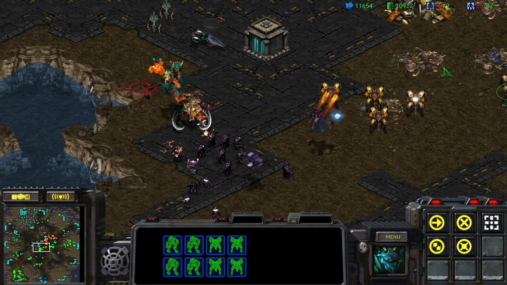 StarCraft: Remastered Releases on PC with Enhanced Graphics and