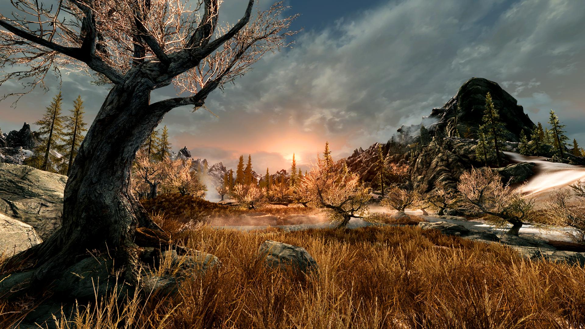 """GeForce GTX und VIVE Pro: das ultimative Erlebnis in """"Skyrim VR"""""""