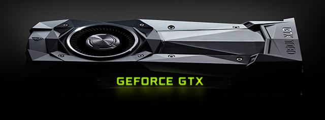 GeForce GTX 10-Series Cutting-Edge Design