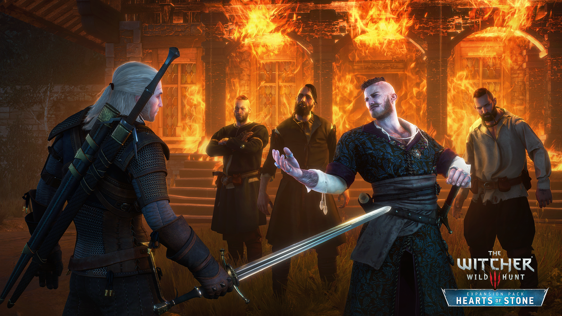 The Witcher 3 Wild Hunt Hearts Of Stone 4k Screenshots Launch