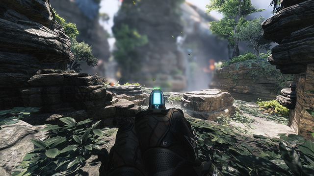 Titanfall 2 - ADS Depth of Field Interactive Comparison #001 - On vs. Off