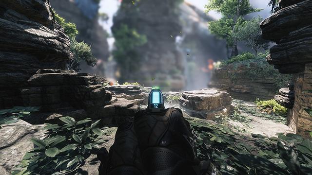 「タイタンフォール 2 (Titanfall 2)」 - ADS 被写界深度のインタラクティブ比較 #001 - オン vs オフ
