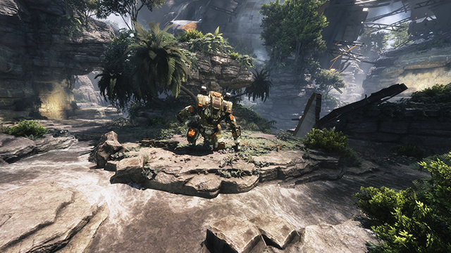 Titanfall 2 - Model Detail Interactive Comparison #002 - High vs. Low