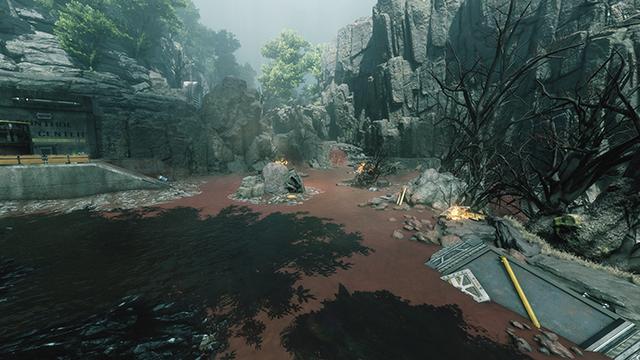"""""""泰坦陨落 2 (Titanfall 2)""""- 模型细节配置文件调整项配置文件调整项互动比较 #003 - 4 与 1(高)"""