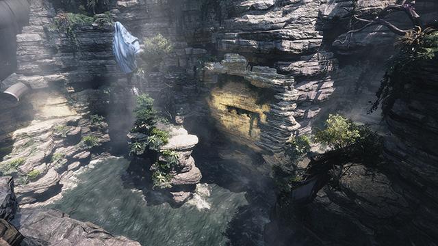 """""""泰坦陨落 2 (Titanfall 2)""""- 阳光阴影细节互动比较 #003 - 非常高与关"""