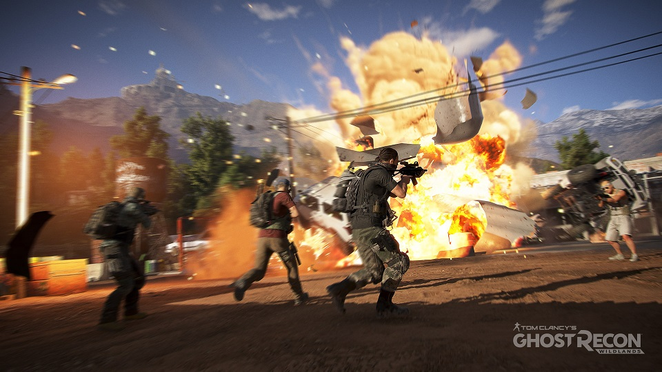 Tom Clancy's Ghost Recon Wildlands Out Now On PC