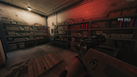 Tom Clancy's Rainbow Six Siege - Ambient Occlusion Example #001 - NVIDIA HBAO+