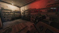 Tom Clancy's Rainbow Six Siege - Ambient Occlusion Example #001 - SSBC