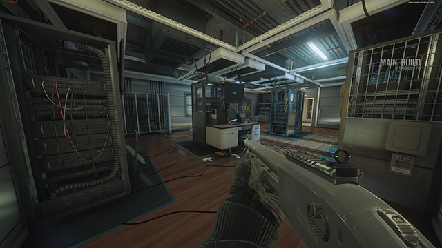Tom Clancy's Rainbow Six Siege - Ambient Occlusion Interactive Comparison #007 - NVIDIA HBAO+ vs. SSBC