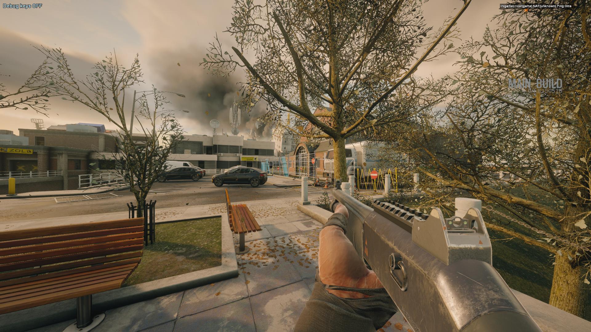 GeForce com Tom Clancy's Rainbow Six Siege NVIDIA Dynamic