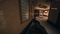 Tom Clancy's Rainbow Six Siege - Reflection Quality Example #001 - Medium