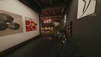 Tom Clancy's Rainbow Six Siege - Reflection Quality Example #004 - Medium
