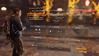 Tom Clancy's The Division - Depth of Field Example #001 - High