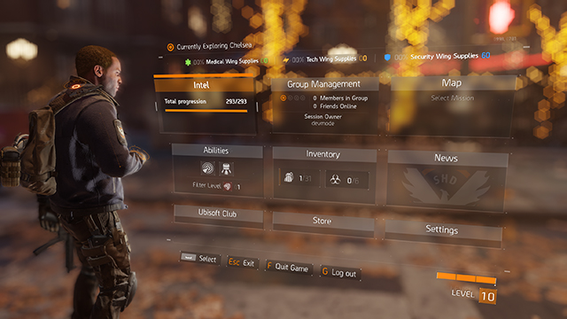 Tom Clancy's The Division Graphics & Performance Guide | GeForce