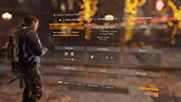 Tom Clancy's The Division - Depth of Field Example #001 - Medium