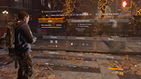 Tom Clancy's The Division - Depth of Field Example #001 - Off