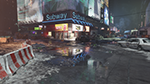 Tom Clancy's The Division - Reflection Quality Example #001 - Real-Time 'Local Reflection Quality' Screen Space Reflections