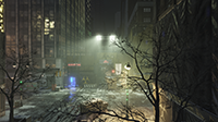 Tom Clancy's The Division - Volumetric Fog Example #001 - Ultra