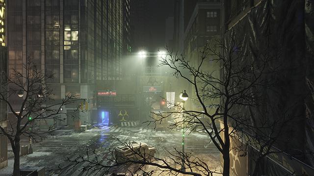 《湯姆克蘭西: 全境封鎖 (Tom Clancy's The Division) 》立體煙霧互動式比較圖 #001 - 極高 vs. 中