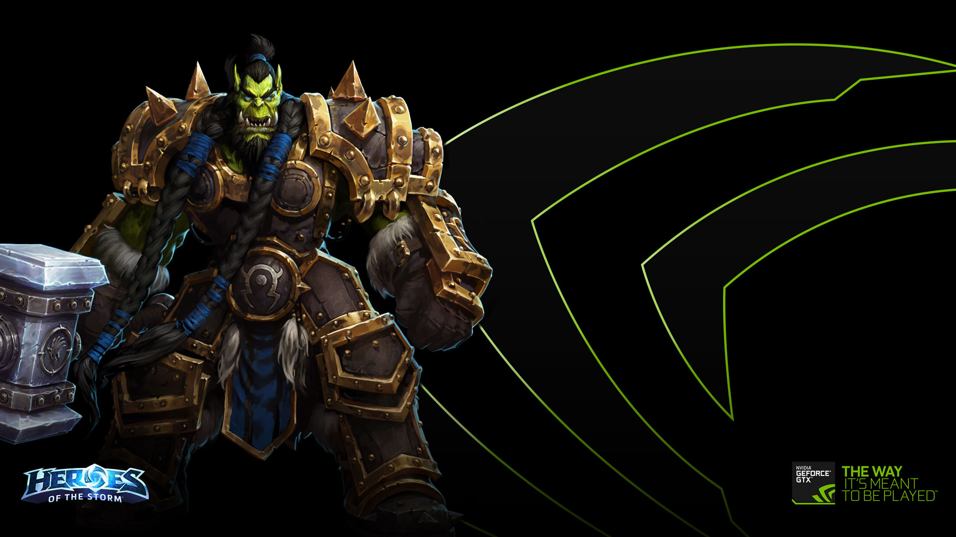download these heroes of the storm wallpapers geforce