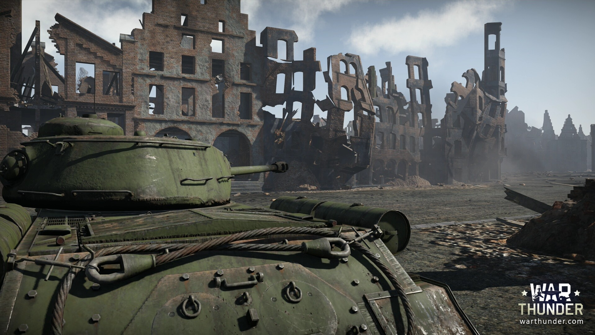 War Thunder Firestorm Update Adds Game Changing Nvidia Gameworks Effects Geforce